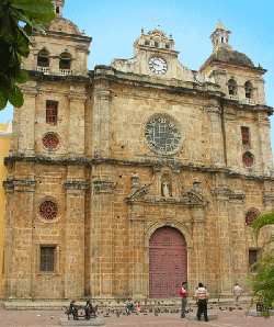 Church of San Pedro Claver
